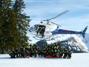 Les règles de sécurité du skieur