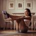 Sport : 3 exercices avec des meubles du quotidien