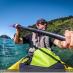 Canoë kayak : comment choisir sa pagaie ?