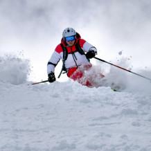 Des vacances d'hiver sportives dans les Alpes
